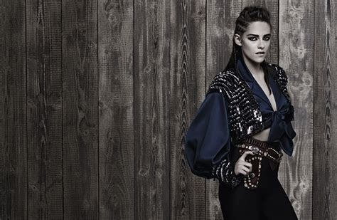 Fab Ad Chanel Mtiers Dart Collection by Kristen Stewart For Chanel