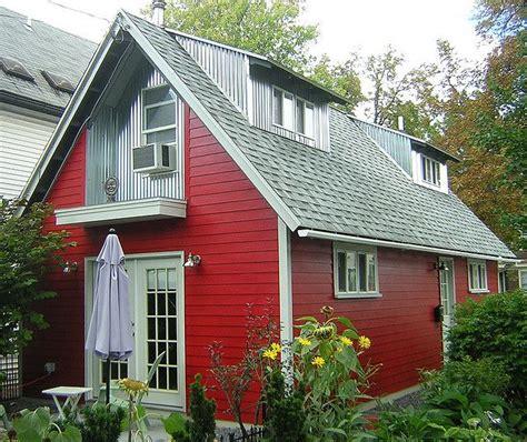 Small Homes Buffalo Ny 630 Sq Ft Contemporary Cottage In Buffalo New York
