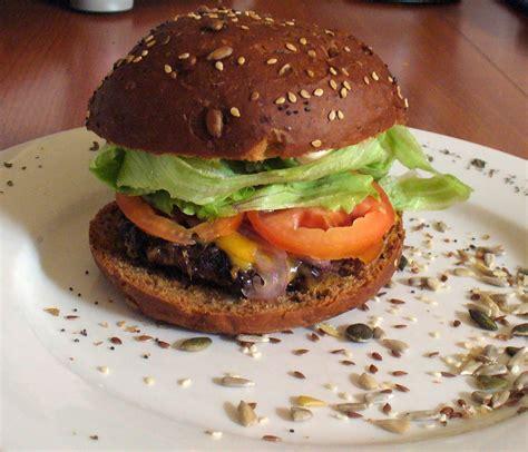 Handmade Hamburger - corrinne s kitchen healthy hamburgers