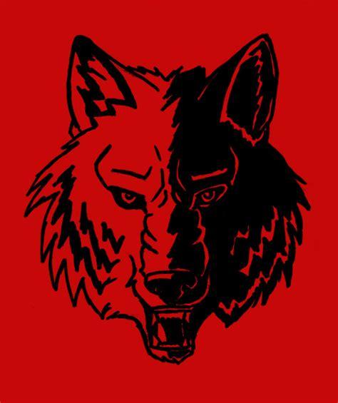 Wolf Tattoo Logo | wolf logo tattoo v 2 by navina on deviantart