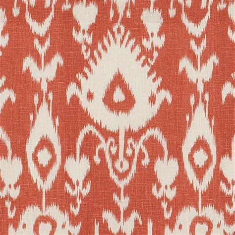 coral ikat curtains 25 best ideas about coral fabric on pinterest coral