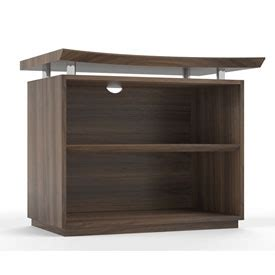 Brown Sugar Shelf by Bookcases Displays Bookcases Mayline 174 Sterling
