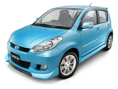 Kas Rem Mobil Sirion Spesifikasi Dan Harga Mobil Daihatsu Sirion April 2013