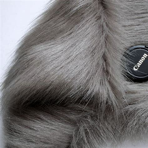 lade a pile mohair supplies limited grey 60mm pile