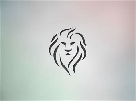 minimalist tattoo lion lion lions tattoo and logos