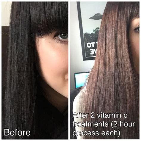 %name Stripping Hair Color At Home   Vitamin C Hair Color Remover reviews, photos   Makeupalley