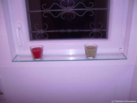 fensterbank glas glas und spiegel