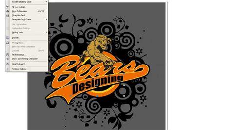 tutorial design t shirt coreldraw coreldraw t shirt template tutorial youtube
