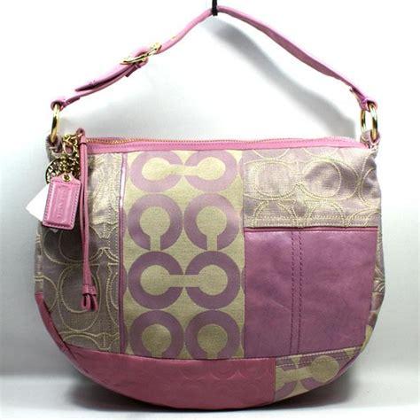 Patchwork Hobo Bag - coach ali patchwork pieced hobo bag 13643 coach 13643