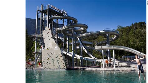 Water Slide Sections by World S Craziest Water Slides Cnn