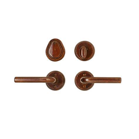 bronze l set oval handrail bracket hb e501 rocky mountain hardware