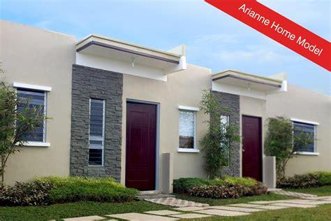 Cluster House Plans Arianne Lumina Homes Plaridel Bulacan Bulacanhomes Row