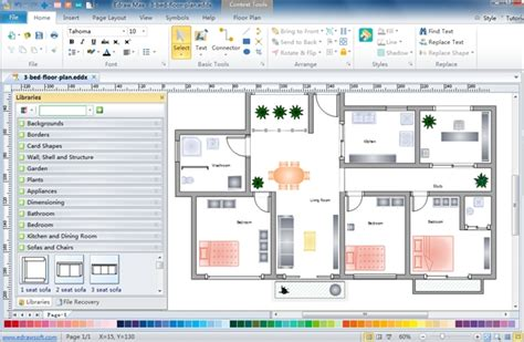 Free Floor Plan Software For Pc