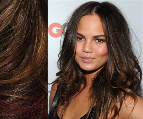 best hair color for caramel skin tone best hair highlights for olive skin tones