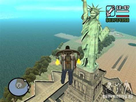 the statue of liberty for gta san andreas
