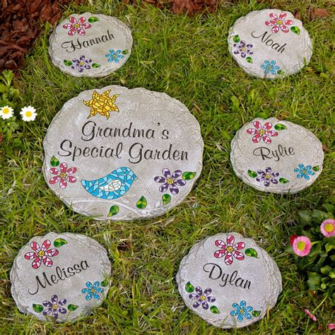 creative personalization personalized garden stones at personal creations