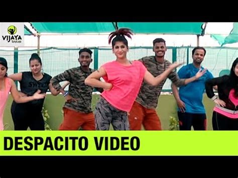 despacito remix dance luis fonsi despacito major lazer remix zumba workout on