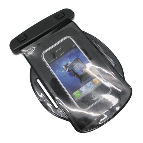 Armband Waterproof Bag For Smartphone Abs150 130 Putih armband waterproof bag for smartphone abs150 130 black