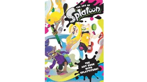 libro art of splatoon the dark horse comics anuncia el libro de artes oficial the art of splatoon nintenderos com
