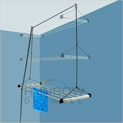 Overhead Laundry Drying Rack by 17 Best Images About Clothes Drying Racks On