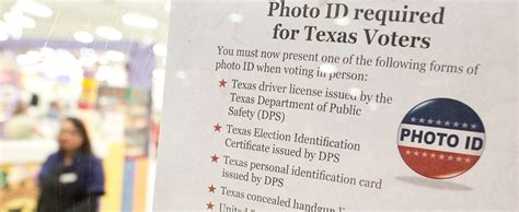 texas voter id law hobby school of public affairs university of houston