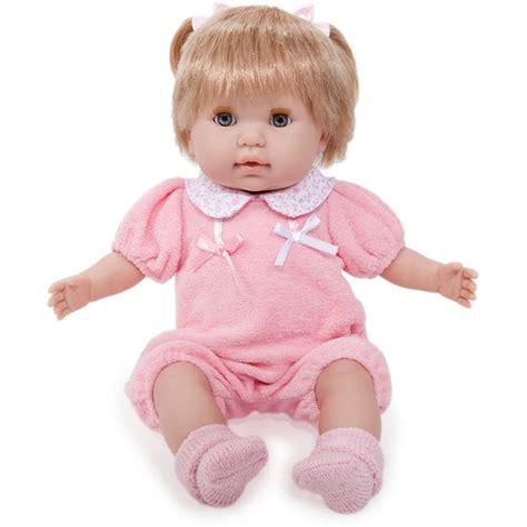 doll mart jc toys berenguer 14 quot la newborn doll with bath set