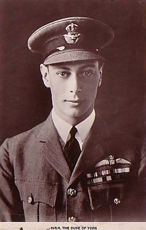king george vi king george vi as the duke of york