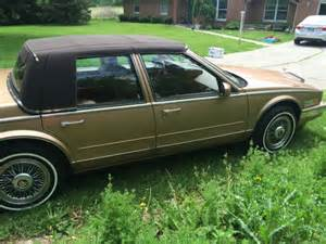 1988 Cadillac Seville For Sale 1988 Cadillac Seville Base Sedan 4 Door 4 5l For Sale