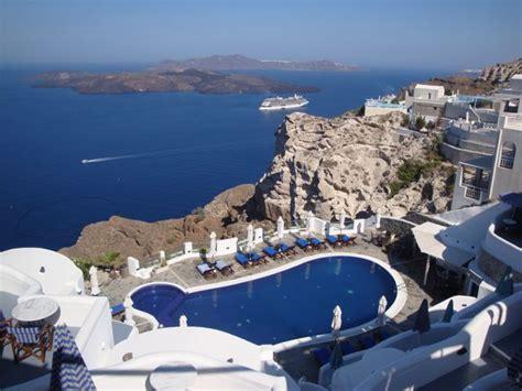 Find House Plans hotels in santorini greece