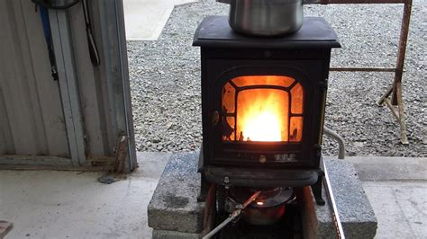 How To Insert A Ton Comfortably by Make A Great Waste Burning Stove Heater