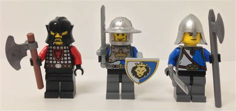 Lego Knights summer 2013 lego castle gold getaway review set photos 70401 bricks and bloks