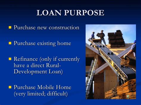 direct rural housing loan program direct rural housing loan 28 images section 502