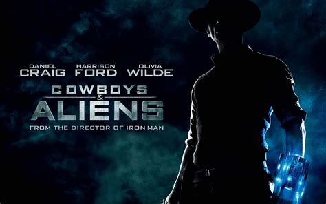 sinopsis film cowboy and alien cowboys and aliens movie wallpapers hd wallpapers id 9877