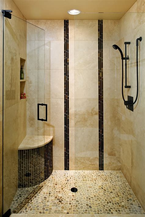 Tile Shower Ideas For Small Bathrooms Bathroom Refresing Ideas About Tile Designs For Small