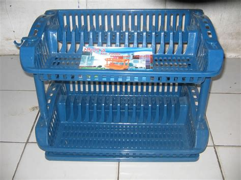 Rak Piring Biasa jual rak piring nan plastik harga murah surabaya oleh