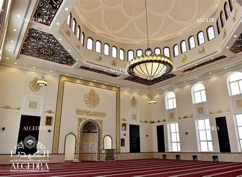 interior layout of a mosque mosque interior design in sharjah