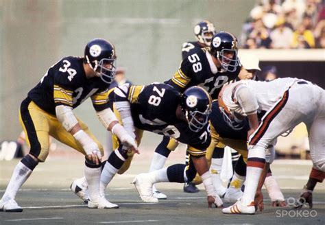 steel curtain defense roster andy russell american football player pics videos