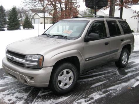 service manual how to learn about cars 2003 chevrolet trailblazer parking system 2003
