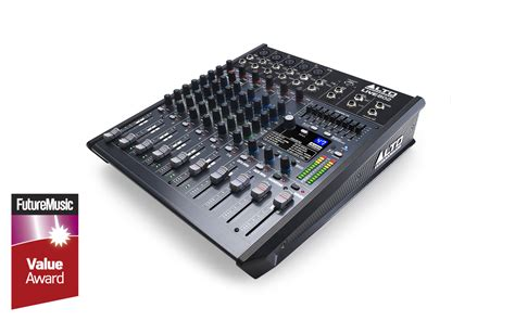 Mixer Alto Live 802 alto professional live series gt live 802