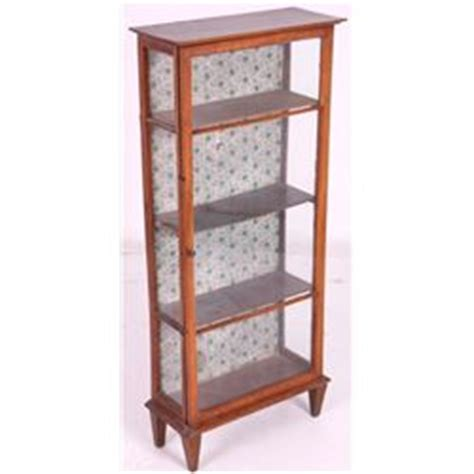 mission style curio cabinet antique mission style curio cabinet