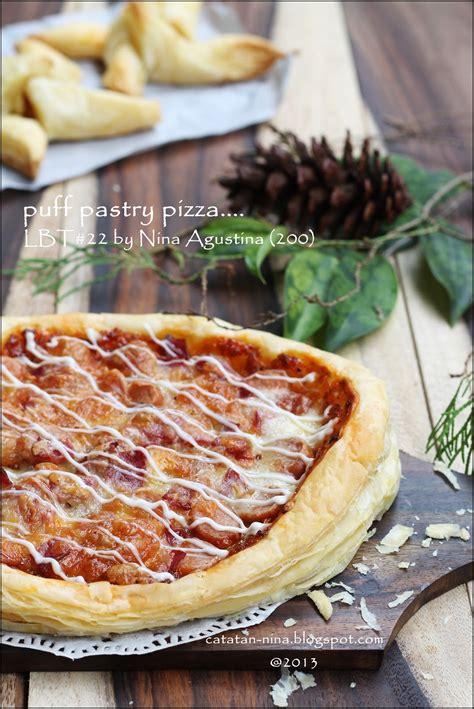 puff pastry pizza lbt catatan nina