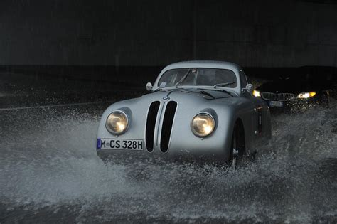 bmw  touring coupe wins   mille miglia