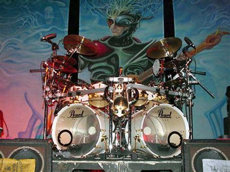 mike mangini drummerworld