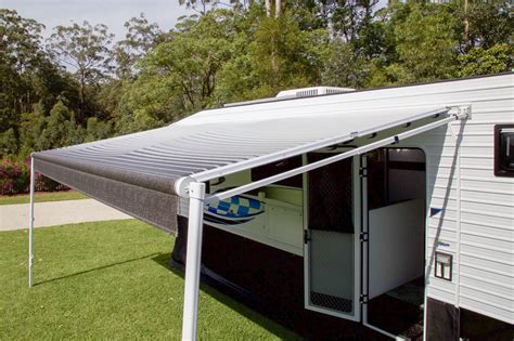 caravan pull out awnings roll out awning anti flap kit for sale australia wide