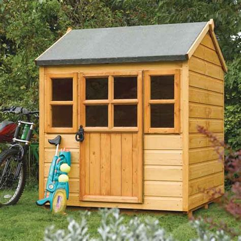 Dobbies Garden Sheds by Great Value Sheds Summerhouses Log Cabins Playhouses Wooden Garden Sheds Metal Storage