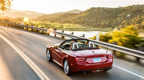 gas mileage for fiat 10 sports cars with the best gas mileage gobankingrates