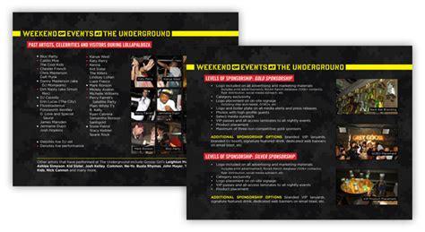 design proposal sponsorship sponsorship deck proposal sam jorden creativity design