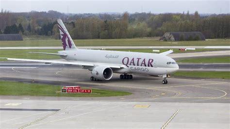 liege flights qatar airways cargo opens a new base at liege airport