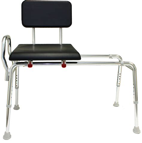 eagle health transfer bench eagle health padded sliding transfer bench daily care inc