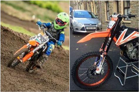 stolen motocross bikes reward offered for of stolen motocross bikes